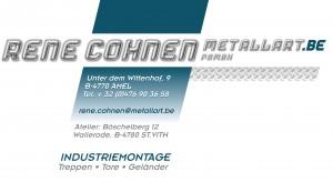Rene Cohnen Biefpapier 2014
